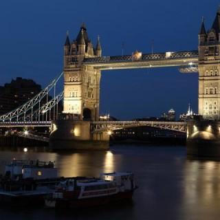 Inghilterra, Londra Tower Bridge
