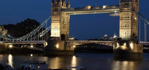 Inghilterra, Londra Tower Bridge