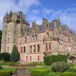 Irlanda, castello
