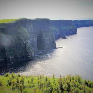 Irlanda, scogliere di Moher