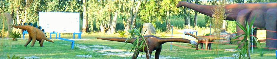 Parco Dinosardo, Oristano