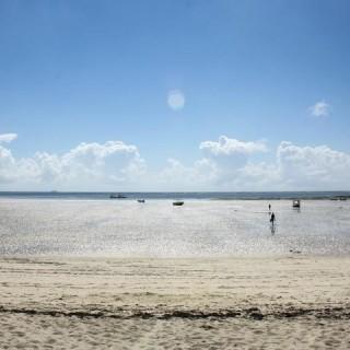Kenya, Mombasa spiaggia