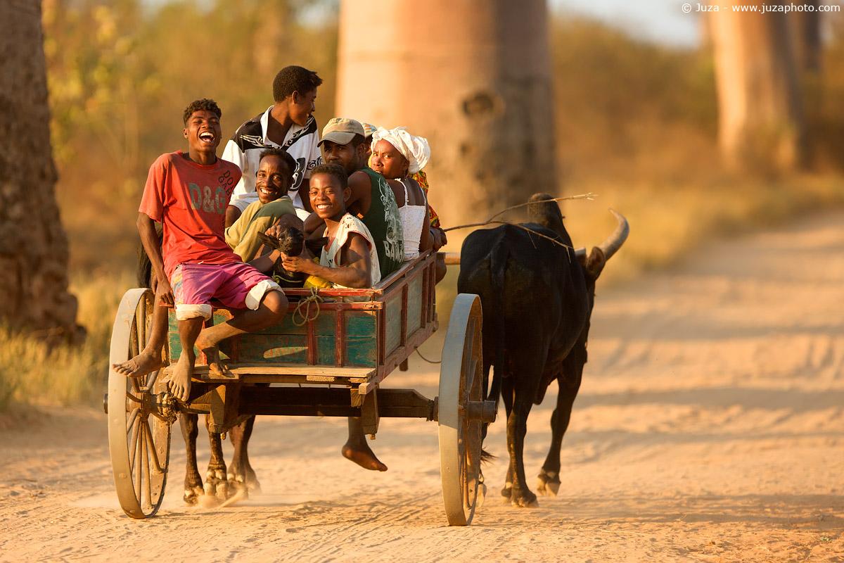 Madagascar, gente