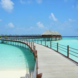 Maldive, resort