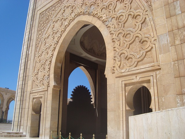 Casablanca, moschea
