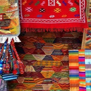 Marocco, tappeti