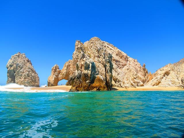 Messico, El Arco di Los Cabos