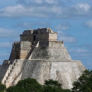 Messico, tempio maya