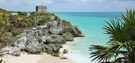 Messico, sito di Tulum beleza via photopin (license)