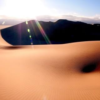 Namibia, dune del deserto