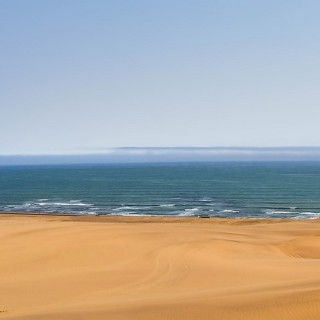 Namibia, mare