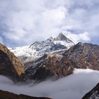 Nepal, Base Camp Himalaya