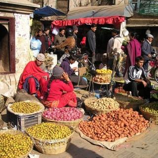 Nepal, mercato