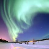 Crociera nord Europa, aurora boreale