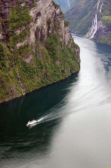 Crociera nord Europa, Geirangerfjord