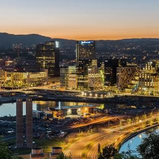 Norvegia, Oslo