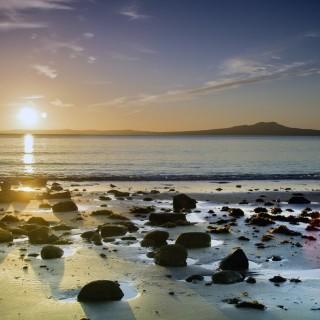 Nuova Zelanda, alba