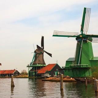 Olanda, mulini a vento