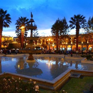 Perù, Arequipa