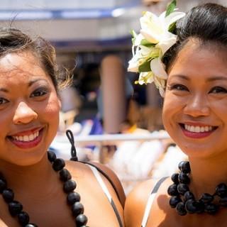 Polinesia, donne