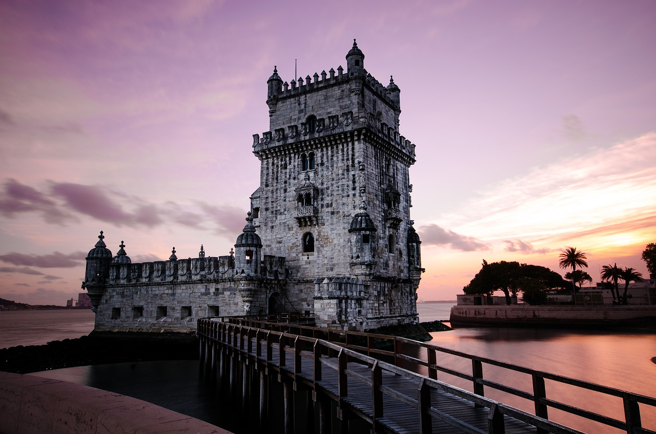 Lisbona, Torre di Bélem