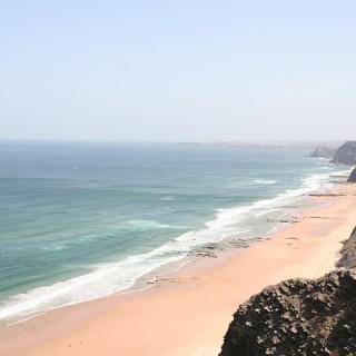 Portogallo, spiaggia ad Algarve