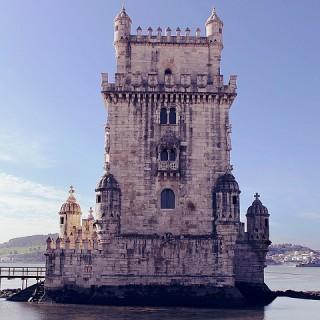 Portogallo, torre di Belém a Lisbona