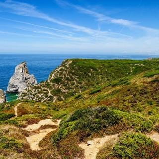 Portogallo, Sintra vista dell'oceano