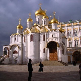 Mosca, cattedrale dell'Annunciazione