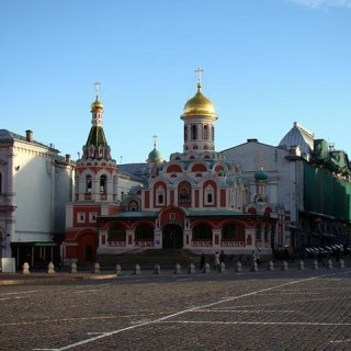 Mosca, cattedrale di Kazan