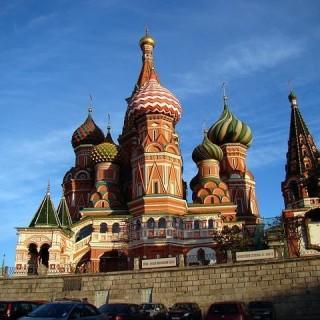 Mosca, San Basilio