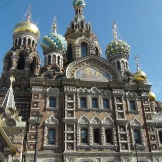 San Pietroburgo, Chiesa del Salvatore