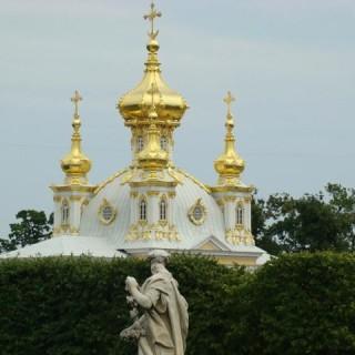 San Pietroburgo, Cupola d'Oro