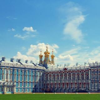 San Pietroburgo, Palazzo di Caterina