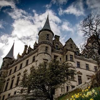 Scozia, castello di Dunrobin
