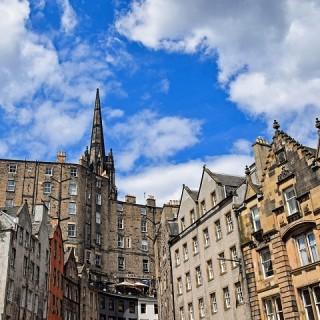 Scozia, Edimburgo