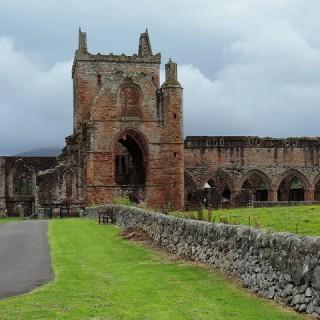 Scozia, Sweetheart Abbey