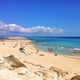 Formentera, spiaggia