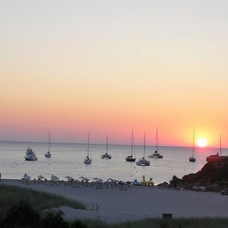 Formentera, tramonto
