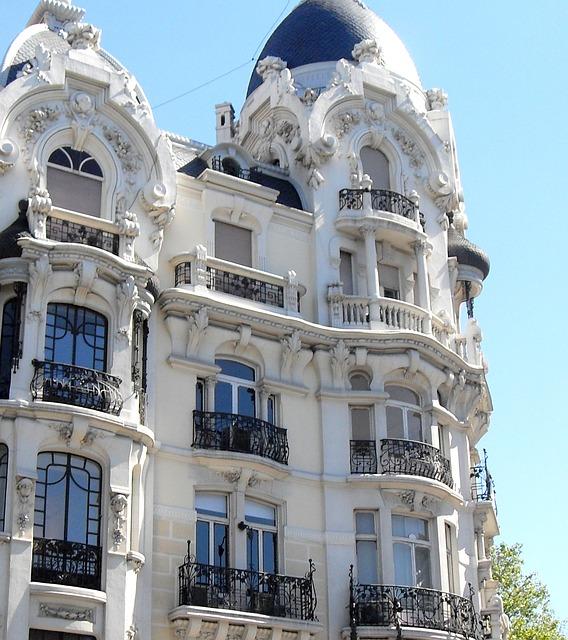 Madrid, architettura