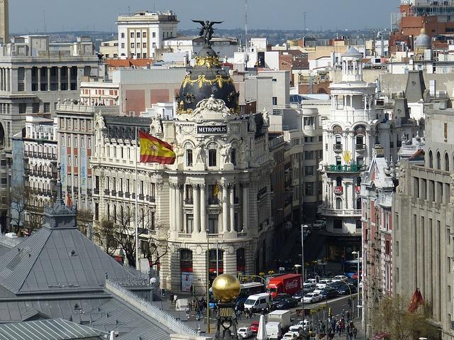 Madrid, la Gran Via