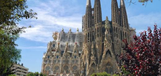 Spagna, Barcellona, Sagrada Familia