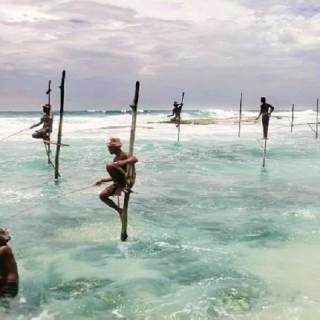 Sri Lanka, pescatori
