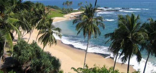 Sri Lanka, spiaggia