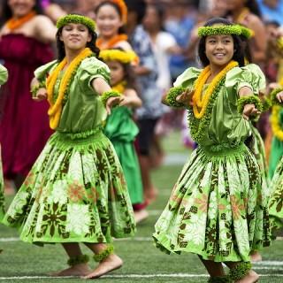 Hawaii, danza hawaiana Hula