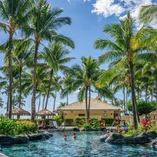 Hawaii, resort