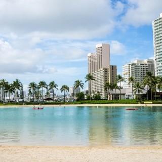 Hawaii, Waikiki Beach