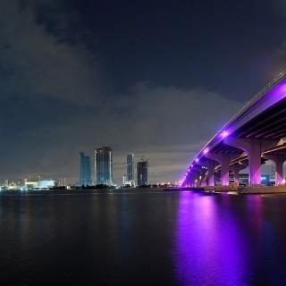 Miami di notte