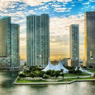Miami, grattacieli