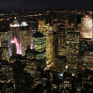 New York di notte